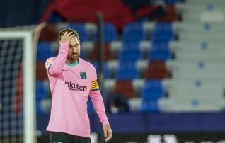 Barcelona tiitliheitlusest väljas? Katalaanid kaotasid tuttavas kohas jälle punkte