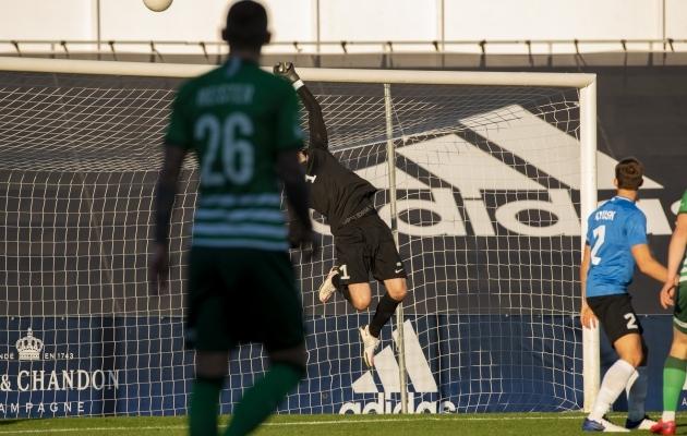 Kuidas Barcelonat väravast eemal hoida? Saada lihtsalt kiiper platsile!