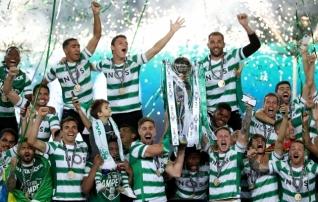 Sporting tuli esmakordselt pärast 2002. aastat Portugali meistriks
