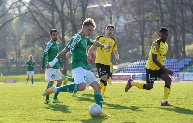Bogdan Vaštšuk. Foto: Liisi Troska / jalgpall.ee