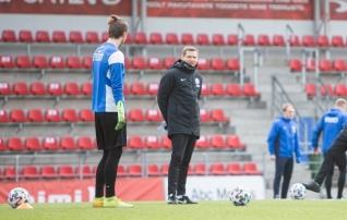 Uus U21 koondis ei saa valikturniiriks Balti turniiriga valmistuda. Kivisild: viirus jätab kalendrisse jälje