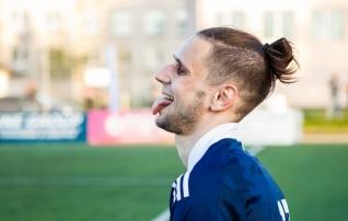 Maardu jalgpalli nautiv Sobtšenko: mul pole sellist tunnet nagu oleksin uues tiimis