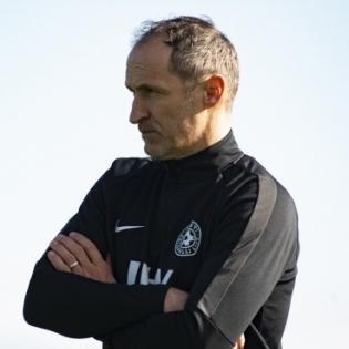 Thomas Häberli. Foto: Liisi Troska / jalgpall.ee