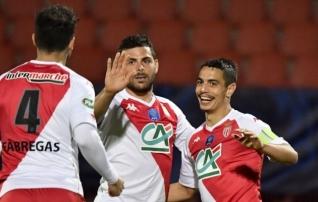 Neljanda divisjoni klubi praadis avapoolajal Monacot, ent lõpp läks siiski koledaks