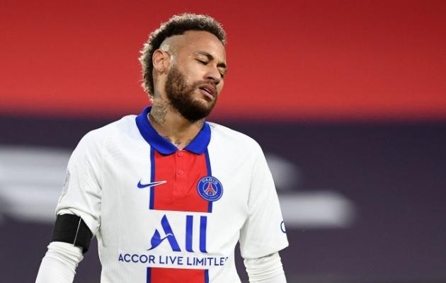 Mbappe pani Neymarile märjalt ja otse näkku