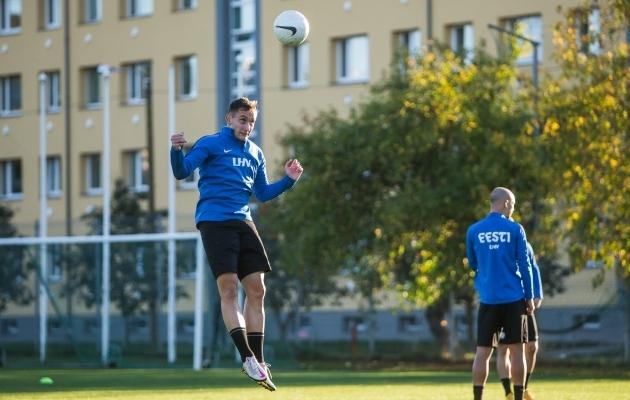 Vladislav Kreida. Foto: Jana Pipar / jalgpall.ee