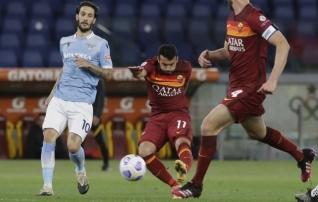 Endised Premier League'i mängijad otsustasid Rooma derbi