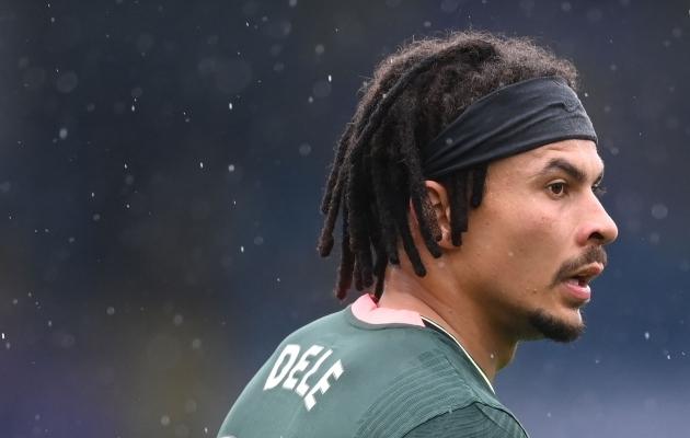 Jack Sparrow, mis sind Tottenhami eest platsile ajas?