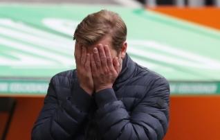 Katastroofi äärel olev Werder vallandas peatreeneri ja tõi otsustavaks mänguks legendi tagasi