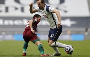 Isiklikku tiitlit jahtiv Kane hoiab Spursi õhkõrna lootust elus
