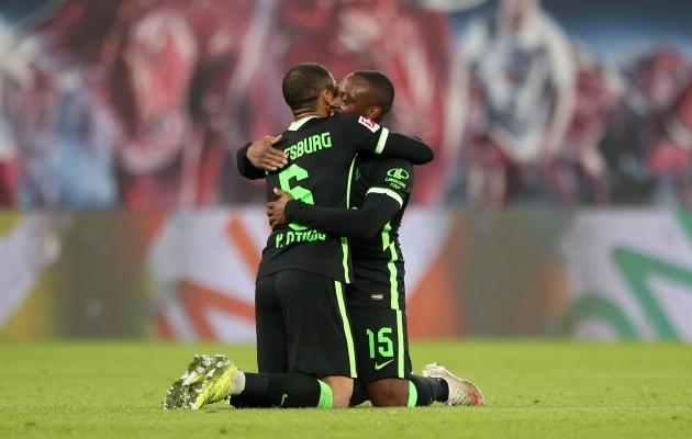 Wolfsburg on tagasi Meistrite liigas, kus viimati mängiti  hooajal 2015-16. Foto: Scanpix / EPA / Cathrin Müller