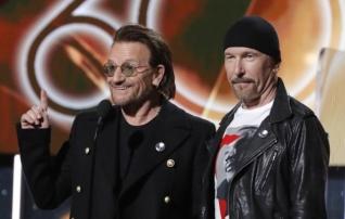 EM-finaalturniiri ametlik laul usaldati seekord U2 raudvarale