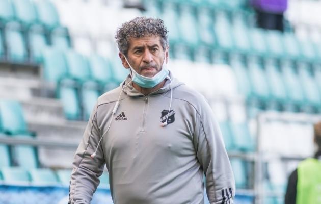 Fredo Getulio Aurelio. Foto: Jana Pipar / jalgpall.ee
