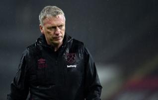Moyes unistab West Hamiga eurosarjast ja uuest lepingust