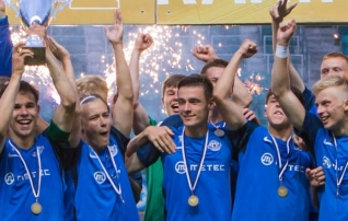 Eesti e-koondist esindavad Kalju e-sportlane ja Tammeka vutimees