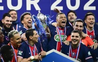 Seitsmest kuus: karikafinaalid on Prantsusmaal endiselt PSG pärusmaa