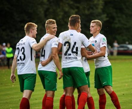 VAATA JÄRELE: Nõmme United lõi Elvas iluvärava, ent võõrustajad vastasid viiega