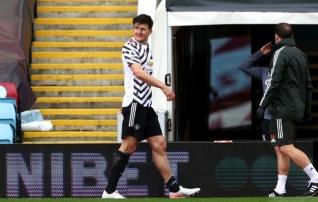 Solskjaer ei usu, et Maguire saab Euroopa liiga finaalis mängida