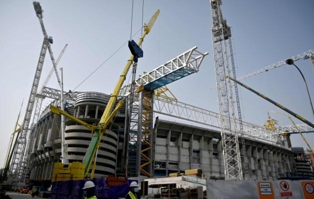 Otsime kiireid ehitajaid! Hooaja alguseni on vähem kui kaks kuud, aga Realil pole staadionit