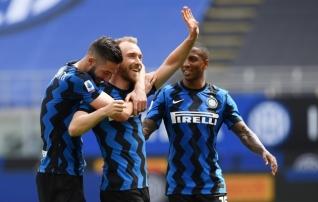Inter jõudis teist korda ajaloos maagilise 90 punkti piirini, veel maagilisem tähis jääb tulevikku ootama