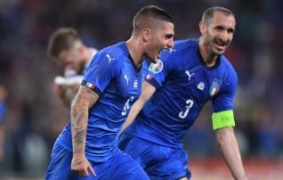 Isegi ootamatult kiiresti rahvusliku häbi maha pühkinud Itaalia on vaikselt naasnud kõige kõrgemasse mängu