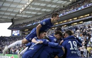 LOE JÄRELE: Chelsea surus Manchester City kolmandat korda murusse ja jättis Agüero Meistrite liiga tiitlita