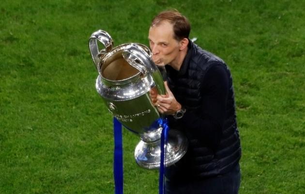 Londoni Chelsea peatreener Thomas Tuchel. Foto: Scanpix / Reuters / Suzana Vera