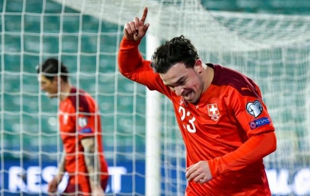 "Mida suudab teha ""Alpide Messi"" ehk Xherdan Shaqiri? Foto: Scanpix / Nikolay Doychinov / AFP"