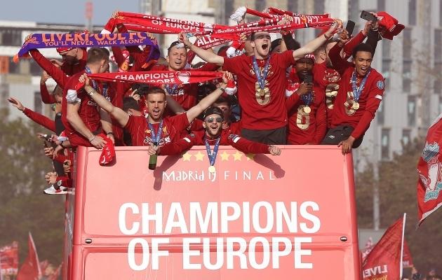2019. aastal võitis Meistrite liiga Liverpool. Foto: Scanpix / PA / Barrington Coombs