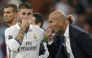 Zidane lahkus, sest klubi ei usaldanud teda enam. Kas Ramos on järgmine?