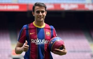 Hispaania keskkaitsja siirdus Manchester Cityst Barcelonasse