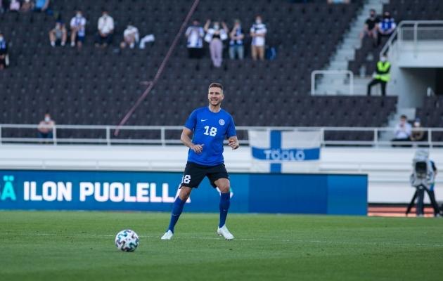 Karol Mets. Foto: Jana Pipar / jalgpall.ee