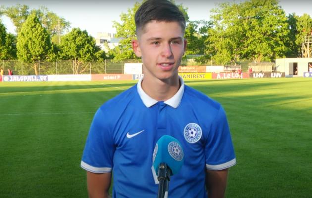 Martin Vetkal. Foto: Soccernet.ee
