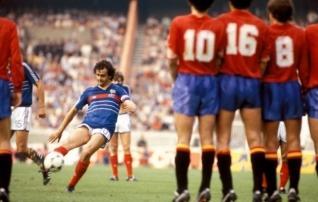 EM 1984 | Platini tegi ühe turniiriga seda, mille jaoks Ronaldol on kulunud neli EM-i