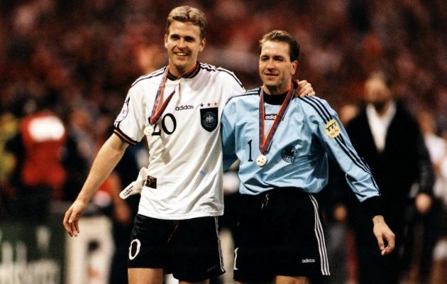 EM 1996 | Jalgpallilt oodati suurt kojutulekut, aga Saksamaa arvas teisiti