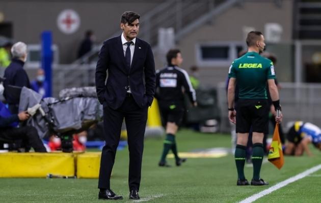 Paulo Fonseca. Foto: Scanpix / Sportphoto24 / SIPA