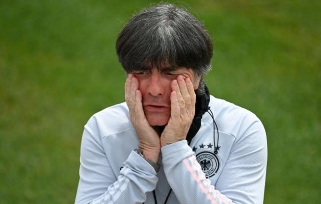 Saksamaa jalgpallikoondise peatreener Joachim Löw. Foto: Scanpix / AFP / Christof Stache