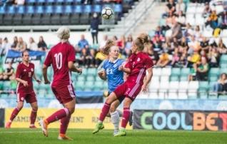 Leedulannad purustasid põhjanaabrid üliveenvalt ja lunastasid Balti turniiri finaalikoha