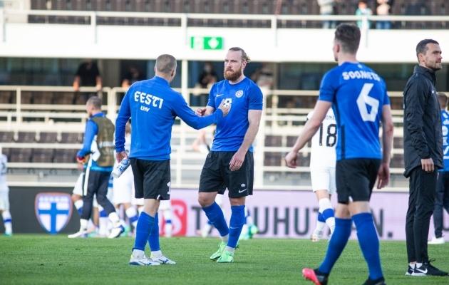 Pikk ette (ja ise järele)   Eesti ei võida Balti turniiri? Pole probleemi!