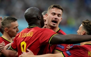 LOE JÄRELE: Belgia alustas kindla võiduga, Soome tegi ajalugu, Wales ja Šveits leppisid viiki