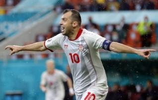 Põhja-Makedoonia jalgpalliajalugu teinud Pandev lubas lahtise mänguga jätkata: mida on meil kaotada?