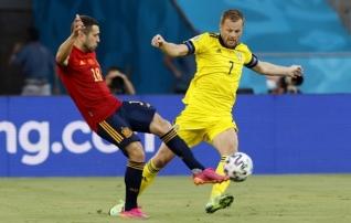 Hispaania ei suutnud Rootsile väravat lüüa!
