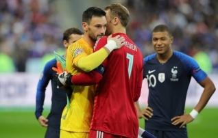 Ronaldo läheb ajalugu tegema, aga õhtu maiuspala on Prantsusmaa ja Saksamaa lahing