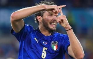 Itaalia kangelane Locatelli: esimese värava pühendan perele, teise fännidele  (Xhaka: Itaalia vastu ei tohi niimoodi eksida)