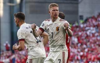 Luup peale | Taani võitles number kümne nimel visalt, aga Belgia geeniuse vastu ei saanud