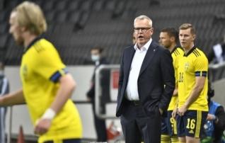 Rootsi peatreener jäi järjekordse nullimänguga rahule, aga kiitis hoopis ründajaid  (Slovakkia väravavaht: olime parem meeskond)