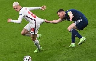 Šotlased suutsid Inglismaa Wembleyl kuival hoida