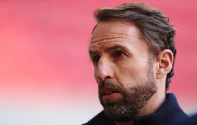 Inglismaa koondise peatreener Gareth Southgate. Foto: Scanpix / Reuters / Marko Djurica