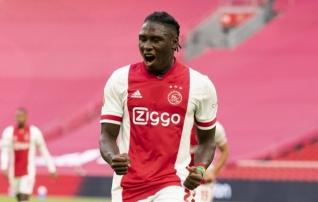 Šahtar ostis Ajaxilt Burkina Faso koondise ründaja
