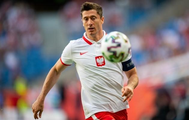 LIVE: Poola ja Lewandowski vajavad Hispaaniast vähemalt viigipunkti  (läks!)